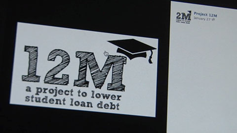 Project 12-M chips away student loan debt through community service - Cronkite News